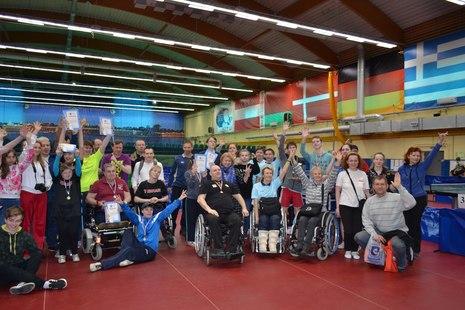 Продолжаются соревнования районного и городского уровня среди инвалидов и лиц с ограниченными возможностями